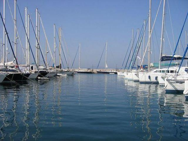 The Galazio Sailing meeting point, for Kos marina, is directly to your yacht.