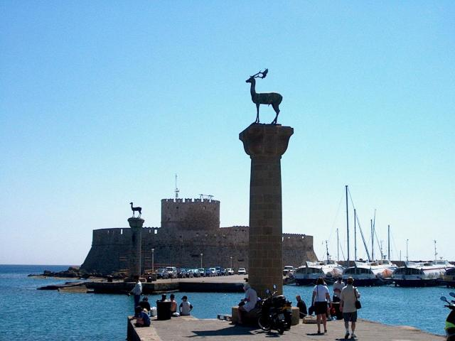 Rhodos (Mandraki) base is the second of our 3-three charter bases in the Dodecanese islands.