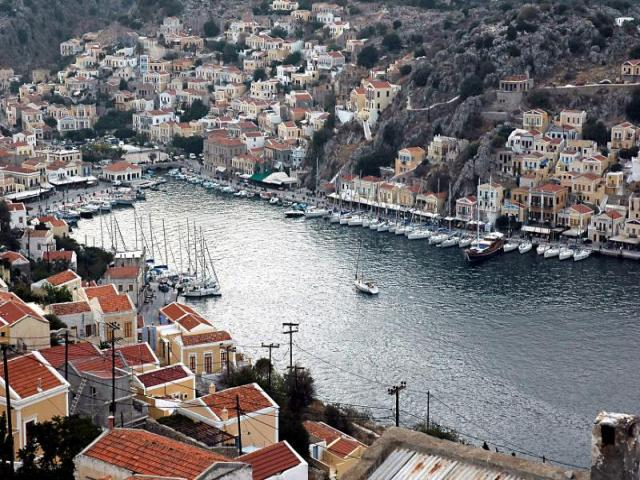Located at the South-Eastern end of Greece, the Dodecanese is a group of islands in the Aegean Sea.