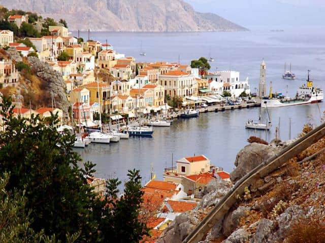 Dodecanese islands offer some of the most interesting sailing itineraries. Moderate to advanced sailing skills are required to sail the Dodecanese islands!