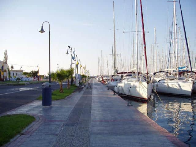 Kos island has its private marina. Kos marina, opened in 2001, is located next to Kos' old harbour.