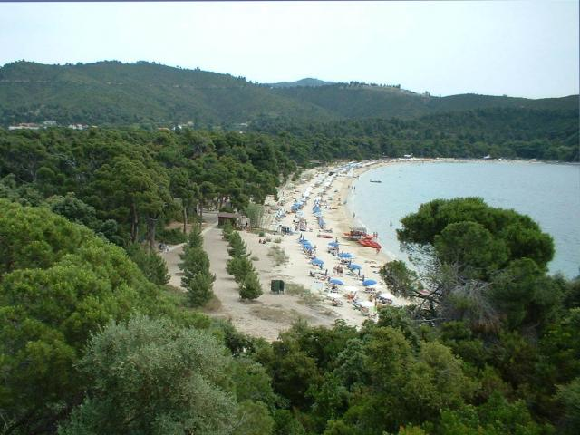 Sporades group of islands is certainly considered the best for nature lovers!