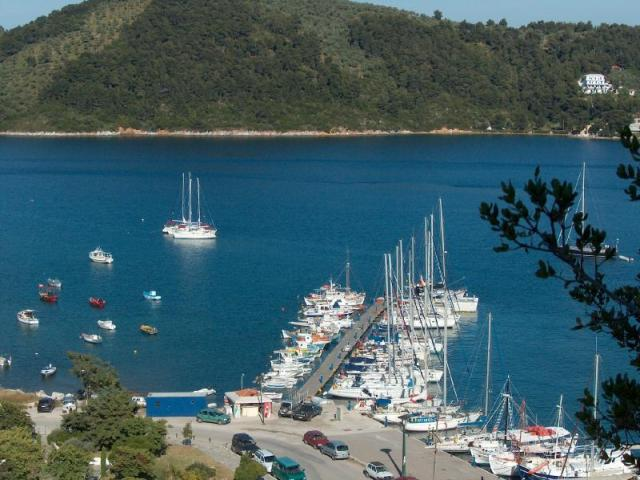 Skiathos port is the charter base that serves the Sporades islands in the Aegean Sea.