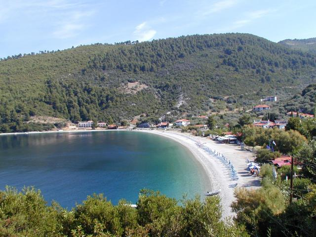 Skopelos island has lots wonderful beaches and coves and many of them are accessible only by boat!