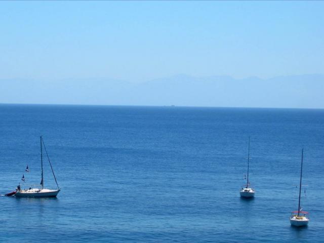 Sailing activities in Skopelos island/ Sporades sailing area.