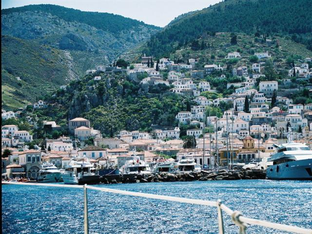 "Being very close to Athens, the ""Saronic & Argolic gulf & Peloponnese East coast"" area is among the most popular sailing destinations in Greece."