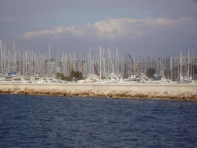 Alimos (Kalamaki) marina in Athens is our prime yacht charter base for your sailing adventure around such area.