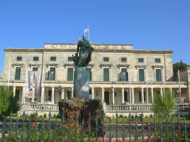 Corfu island has always been a cultural centre of distinction!