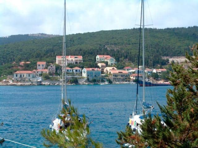 Kefalonia's sailing experience will be unforgettable!
