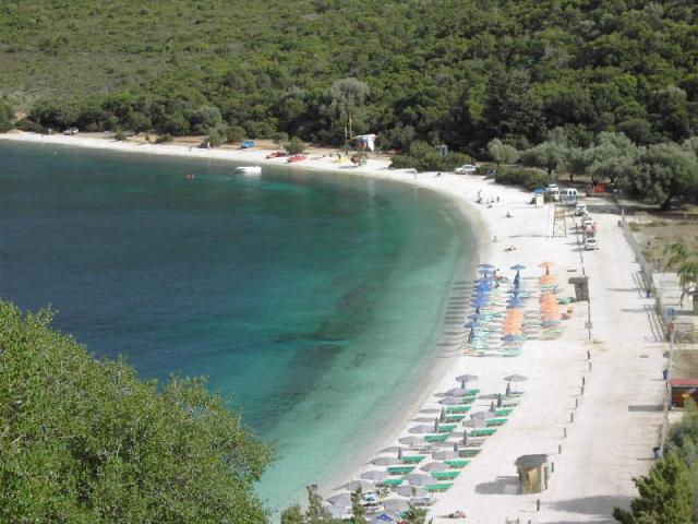 Samos island offers great variety of stunning beaches and coves.
