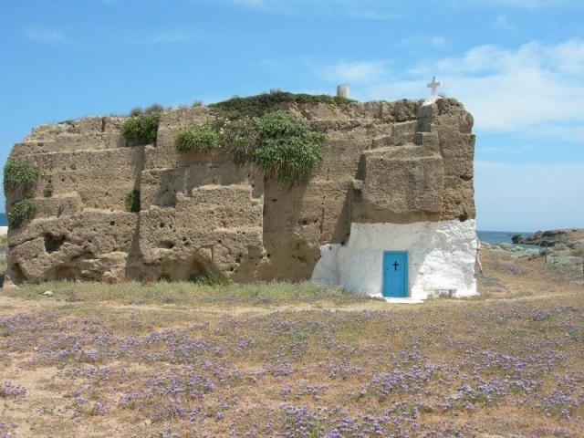 Skyros is popular for archaeological monuments & religious sights.