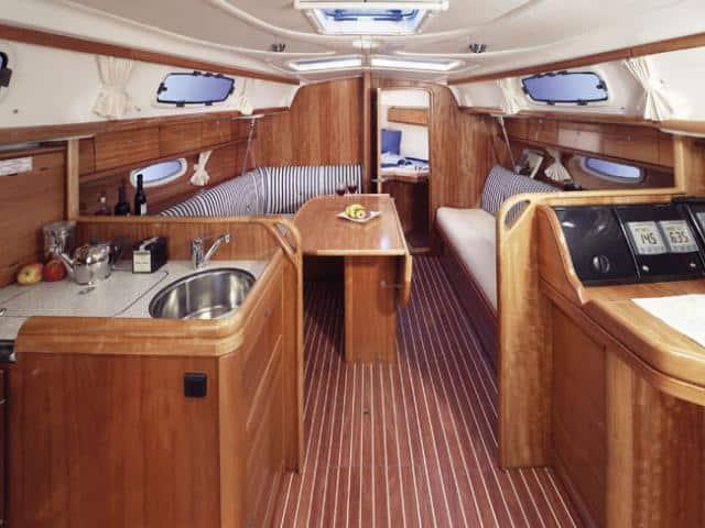 Yacht charter Bavaria 33 Cruiser Greece