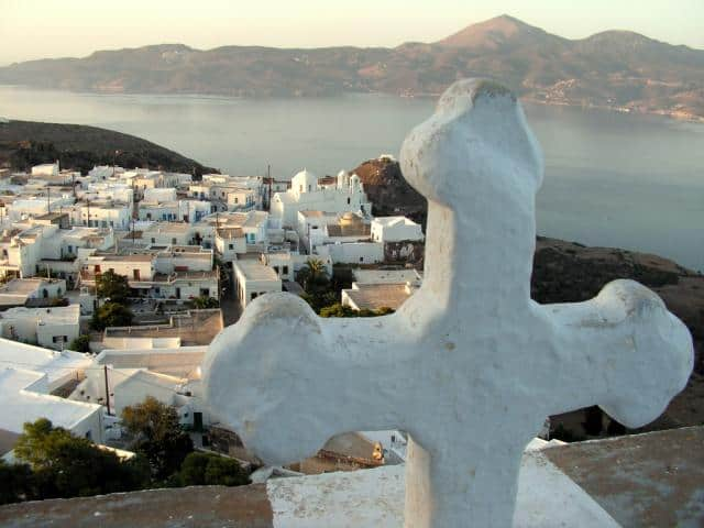 Milos lies in the Southwest part of the Cyclades islands. Here, you may view Plaka village in Milos.