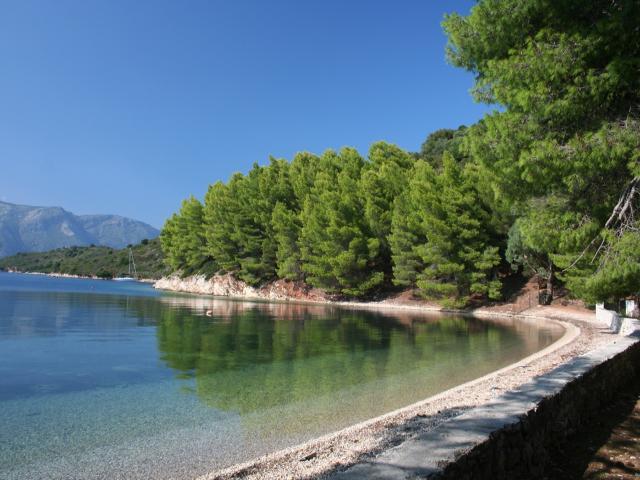 Ithaki island has many beautiful, clear beaches such as Aetos, Dexa, Filiatro, Gidaki, Filiatro, Loutsa, Mnimata, Pisaetos and Sarakiniko.