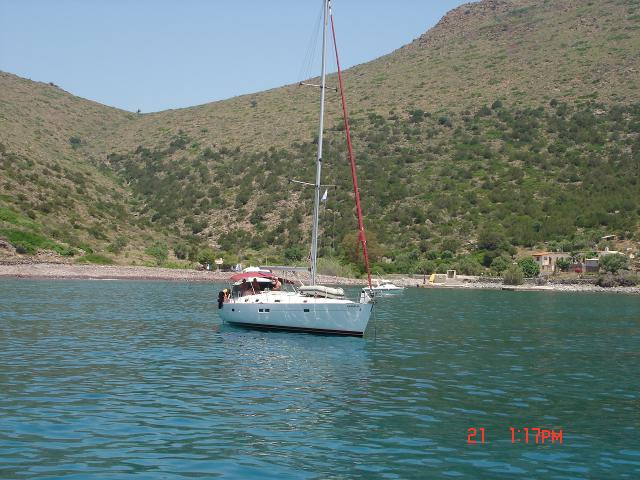 If you visit Aegina by sailing boat, you will find many remote bays where you can anchor and enjoy the sun and the sea away from the crowds!