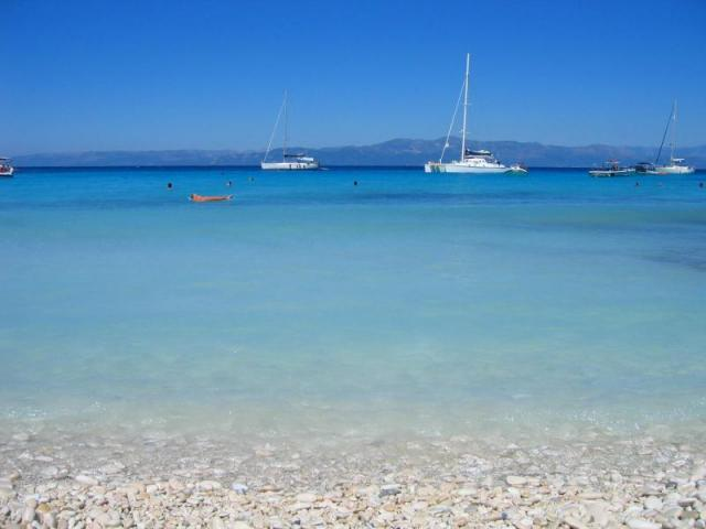 The two most famous beaches are Vrika and Voutoumi but there are more beaches and coves less accessible to the crowds which tend to be quieter.