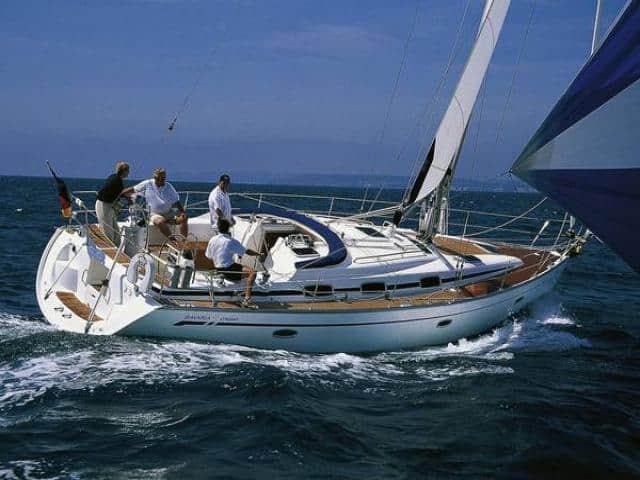 Sailing Bavaria 42 Cruiser Greece!