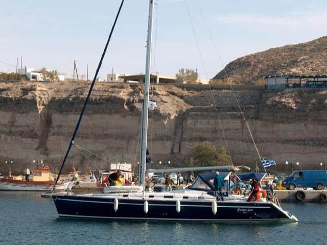 Ocean Star 51.2 on board! (Sofia II real photo)